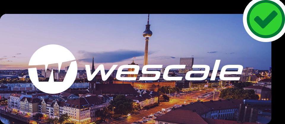 wescale Logo Hinweis 5